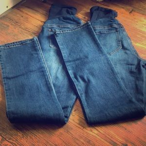 Maternity jeans. Size M. Bootcut TWO pairs